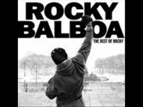 Gonna fly now  remix  Soundtrack of Rocky Balboa