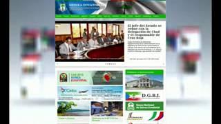 INSTITUCIONES EN LINEA DU 10 03 2015