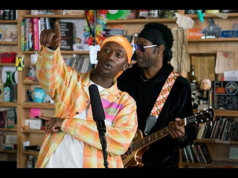 Buddy: NPR Music Tiny Desk Concert