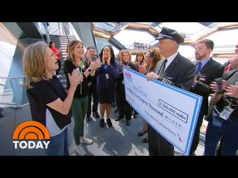 Jenna And Meredith Climb NYC's Vessel For A Good Cause | TODAY