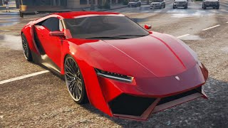 GTA 5 Online NEW 'PEGASSI REAPER' DLC CAR & CUSTOMIZATION GUIDE! (GTA 5 Finance & Felony Update)