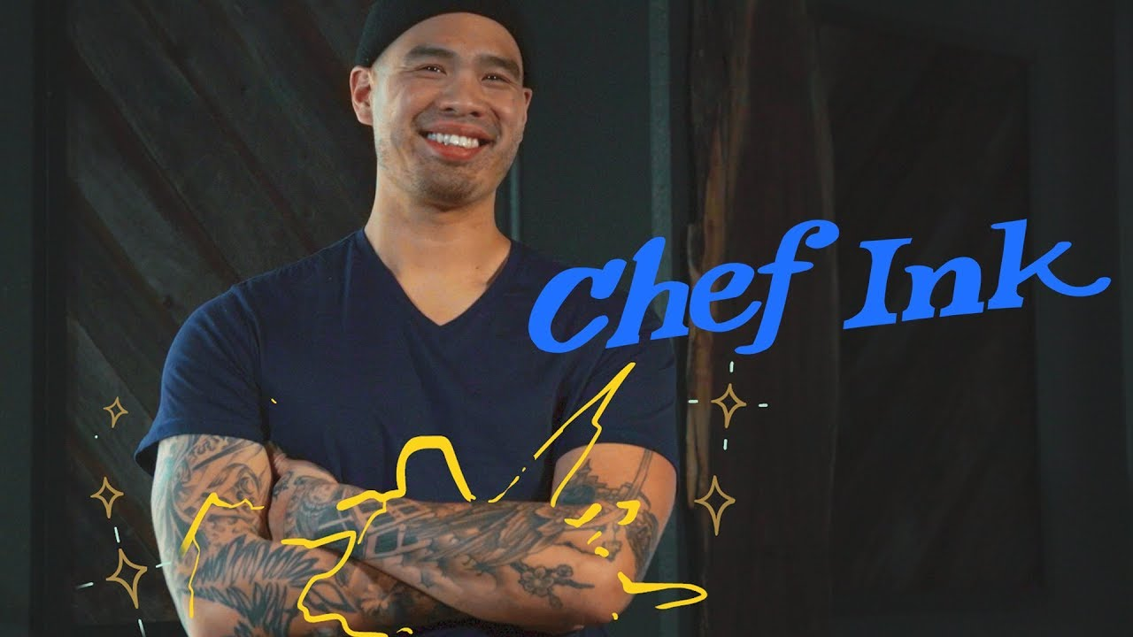 How To Tell Your Life Story Chef Ink With Tu David Phu Chefink