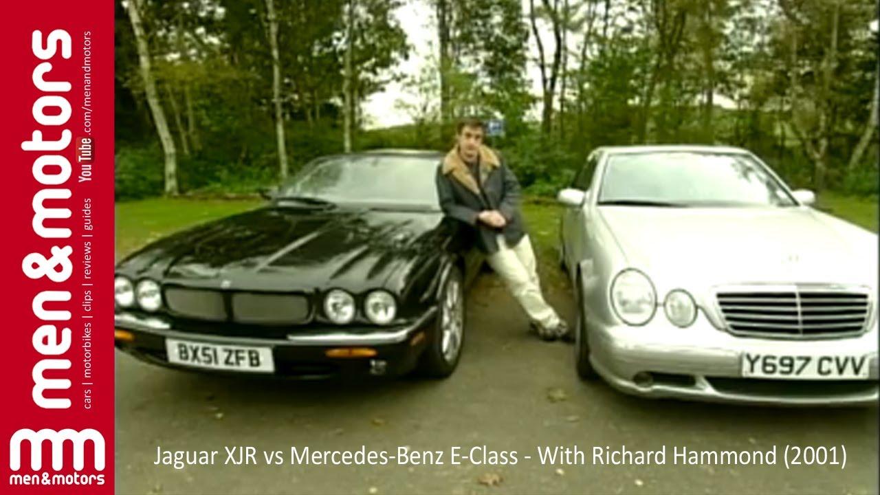 Mercedes E Vs Race Car