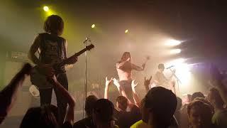 KVELERTAK - 1985 (live @Fleda, Brno, Czech Republic, 03/04/2018)