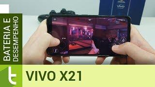 Confira oferta do Vivo X21: https://goo.gl/mJd1EN Inscreva-se para mais vídeos: https://www.youtube.com/user/TudoCelular?sub_confirmation=1 Matéria ...