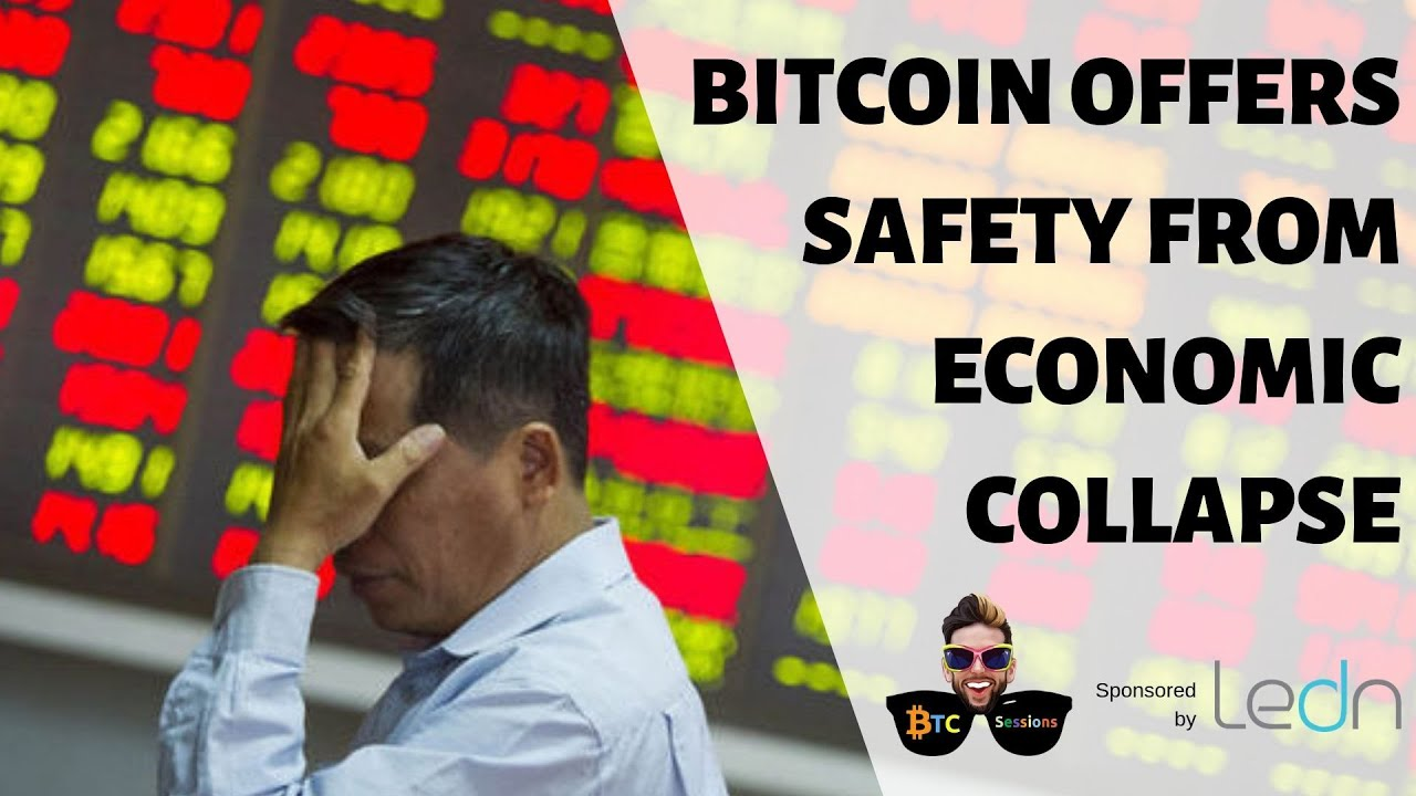 Bitcoin: Safety in Economic Turmoil   BTC Market Dominance 90%