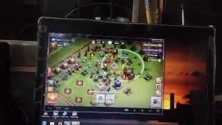 Clash Of Clans Fhx server Hero