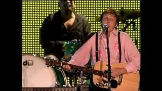 Paul McCartney - Mrs. Vanderbilt (first live performance!!!)