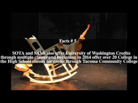 Tacoma School of the Arts Top # 10 Facts