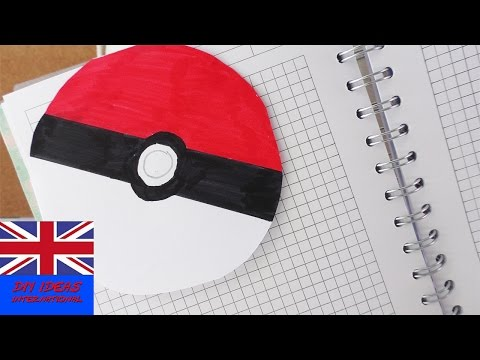 Make a Pokemon ball bookmaker!