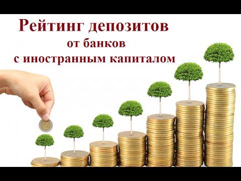 Депозиты для юридических лиц , ставки по вкладам юрлицам