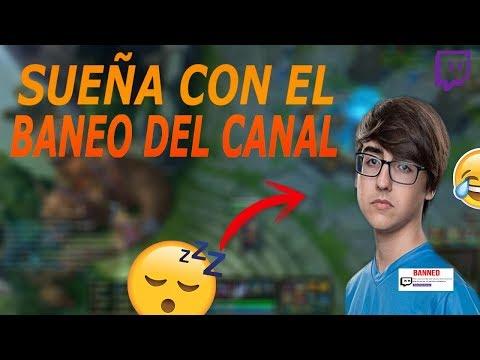ANTONIO *SUEÑA* que le Banean el Canal | Escapada Epica - Mejores Momentos Streamers Españoles