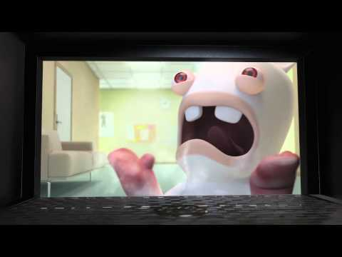 Rabbids Daily Life Video #3: Coffee [US]
