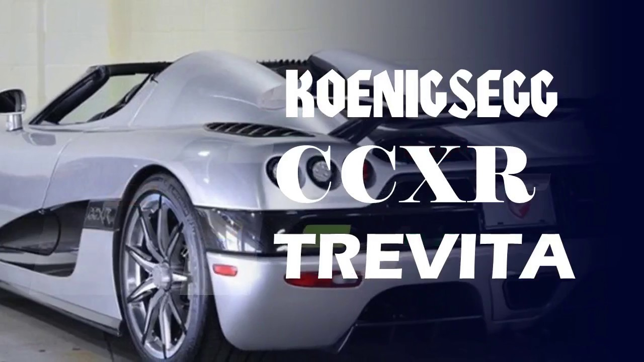 Wow Top Speed Koenigsegg Ccxr Trevita Youtube
