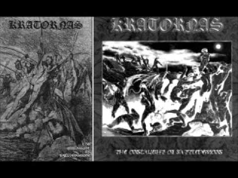 Kratornas  - 1999  - The Onslaught of...