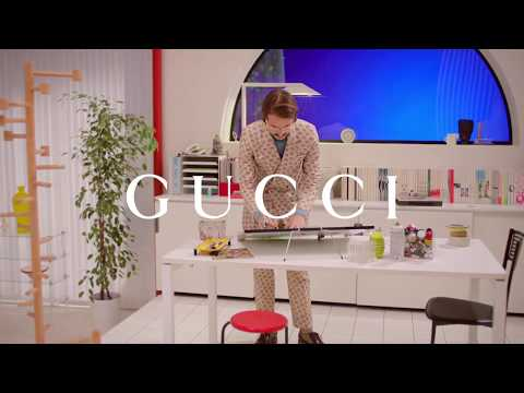Gucci Spring Summer 2018 Campaign: Gucci Hallucination