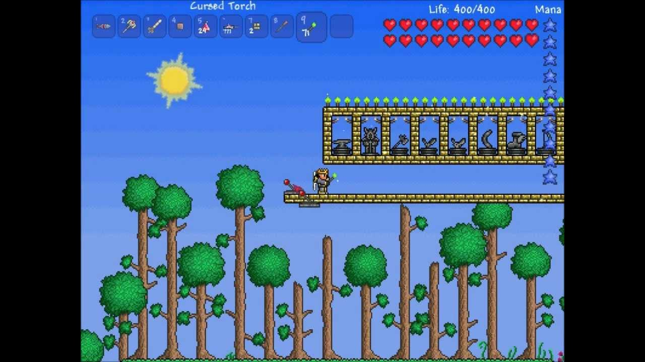 Statue Terraria Need Help Trouble Shooting A Star Mechanism Wiring Guide Statues That Spawn Stuff Youtube