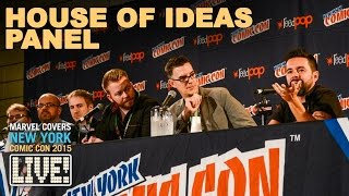 House of Ideas -  New York Comic Con 2015