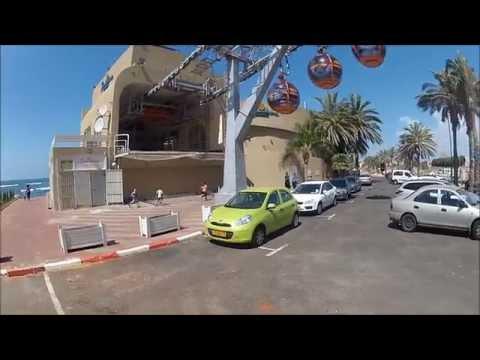 Tour De Haifa, Israel - Inside Bat-Galim