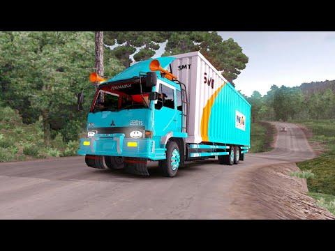 Truck Indonesia Fuso Indah Logistik Cargo
