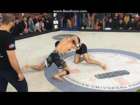 Togrul Tagizade ( Azerbaijan ) vs ( Georgia ) OPEN GEORGIA MMA (FİNAL)