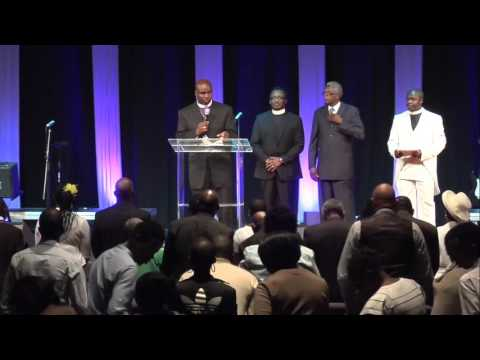 Ordination Service South Africa 1st Jurisdiction COGIC