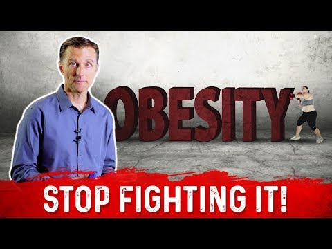 Let's NOT Fight the War Against Obesity