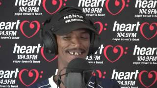 Pam - By Alen the singing car guard on Heart 104.9FM Breakfast Show with Aden Thomas @adenthomas