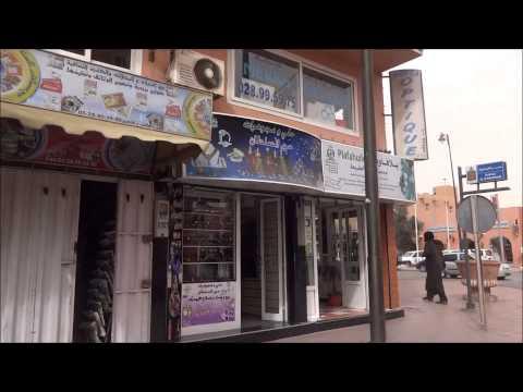 Western Sahara: Walking in Laayoune (El Aaiun)  西サハラ:ラユーン(アイウン)を歩く