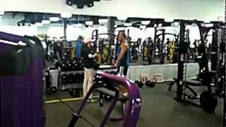 Roid Rage At Planet Fitness