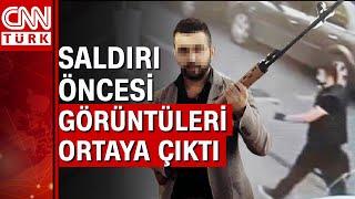 İzmir HDP il binasına saldırmadan önce saldırganın o görüntüleri
