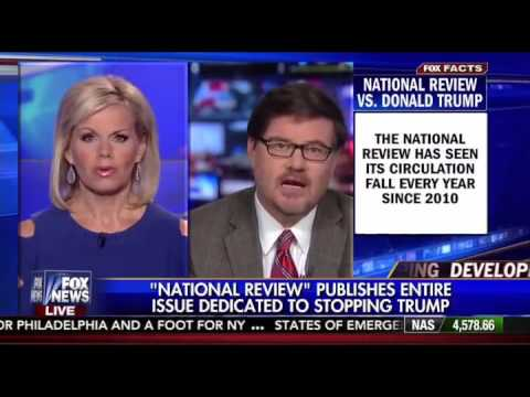 Jonah Goldberg has the best response to Donald J. Trump's criticisms of National