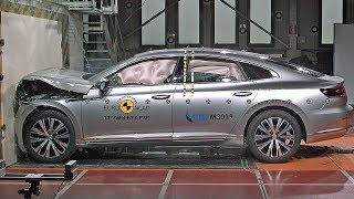 Volkswagen Arteon (2018) CRASH TEST