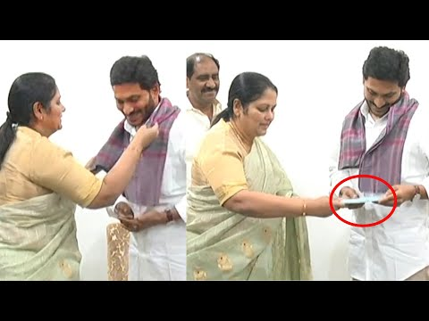 Cine Actress JayaSudha Meets CM YS Jagan Mohan Reddy   Latest Video   YSRCP   Political Qube