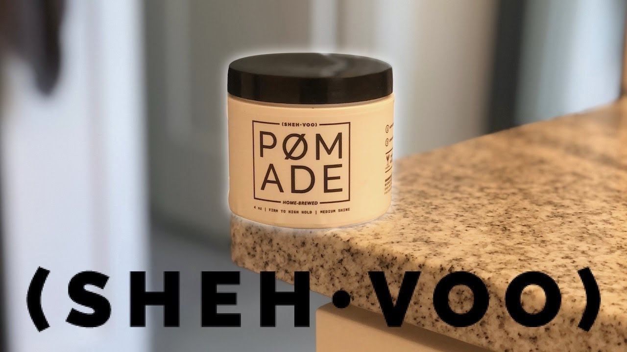 POMADE by (SHEH•VOO)