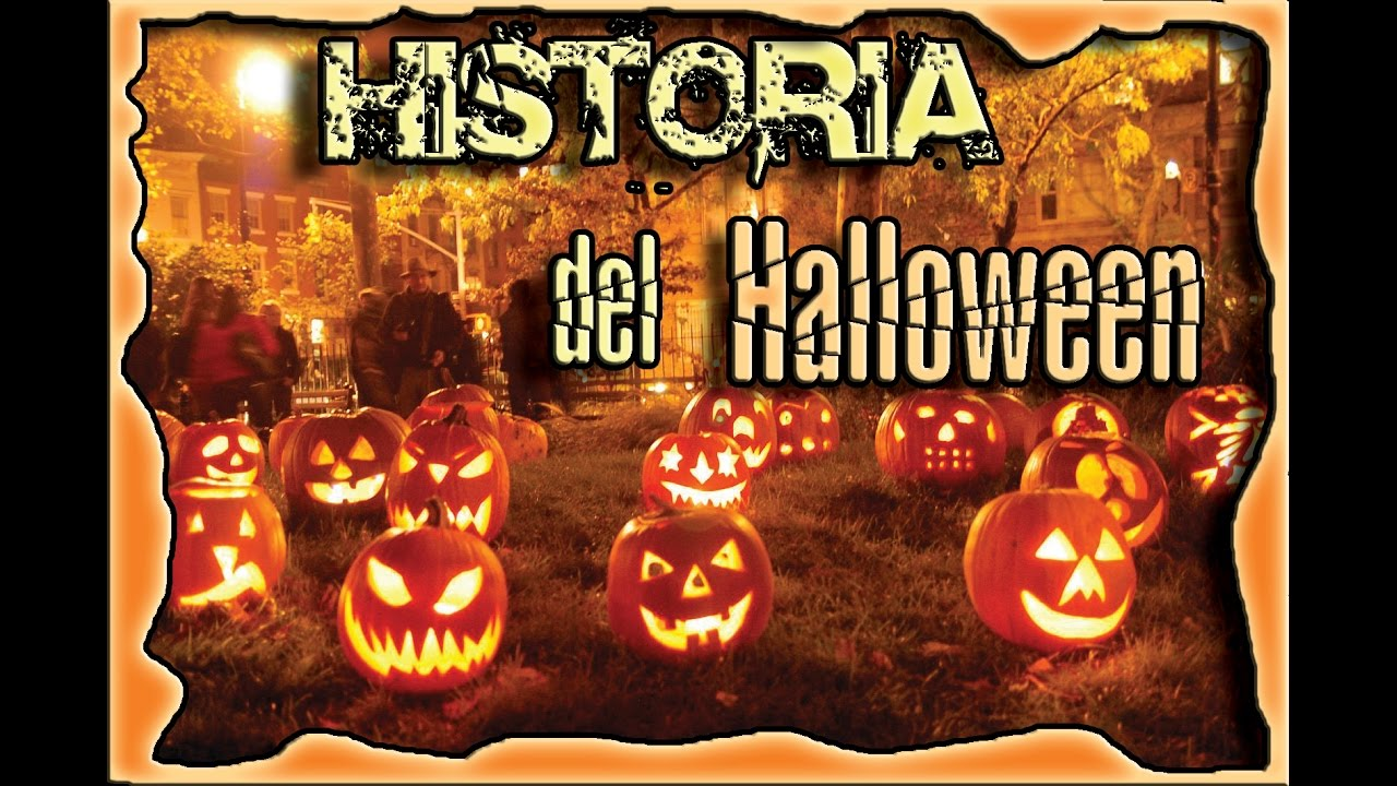 Historia del Halloween - YouTube