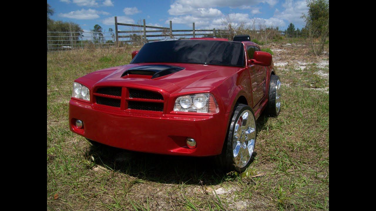 young stunners slammed custom power wheels w video rides magazine slammed custom power wheels w