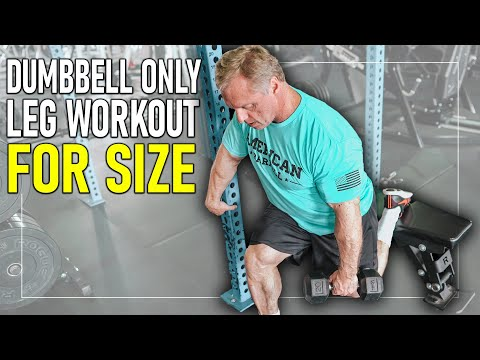 The Only Real Leg Day Workout You'll Ever Need