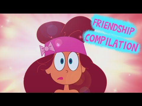 Zig & Sharko - Friendship Compilation  _ HD