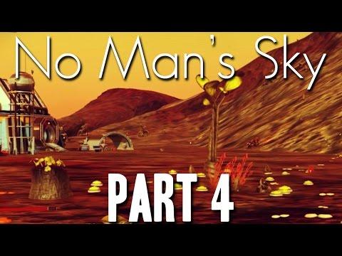 No Man's Sky Let's Play Part 4 - EXPLORATION! (PC)
