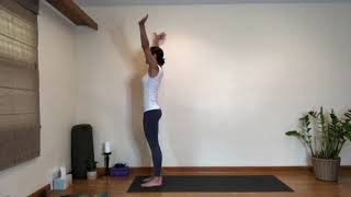 Functional Vinyasa Backbending Flow
