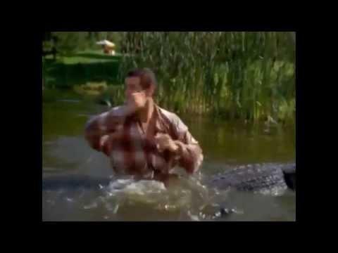 Happy Gilmore alligator scene - YouTube