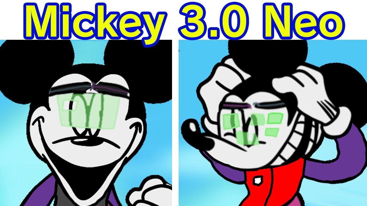 Download Friday Night Funkin' VS Neo Mickey Mouse (FNF Mod) (Sunday Night Remix) (Creepypasta/Remastered HD)