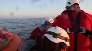 Sea-Watch 2 Rawcut Trip 1
