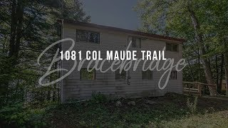1081 Col Maude Trail, Bracebridge Prospect Lake