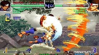 [TAS] KOF 2002 Magic Plus II - Arcade Random Team #39