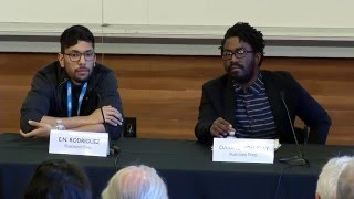 9th annual Logan Symposium New Ways to Tell a Story: Comics Journalism