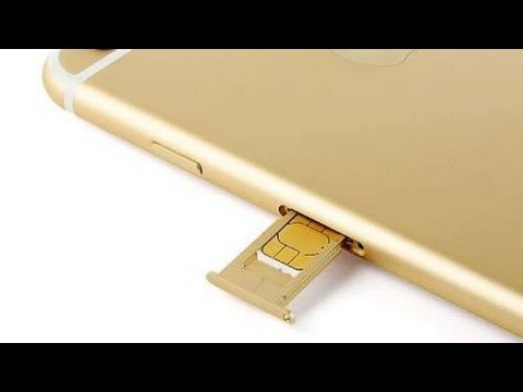 How To Insert And Remove Sim Card In Iphone 6s Plus And All Other Apple Devices Includin