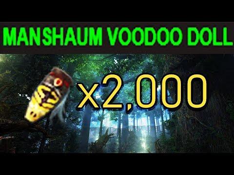 2,000 Voodoo Dolls IS IT WORTH IT?!   Black Desert Online