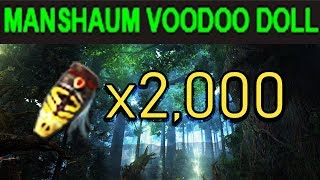 2,000 Voodoo Dolls IS IT WORTH IT?! | Black Desert Online